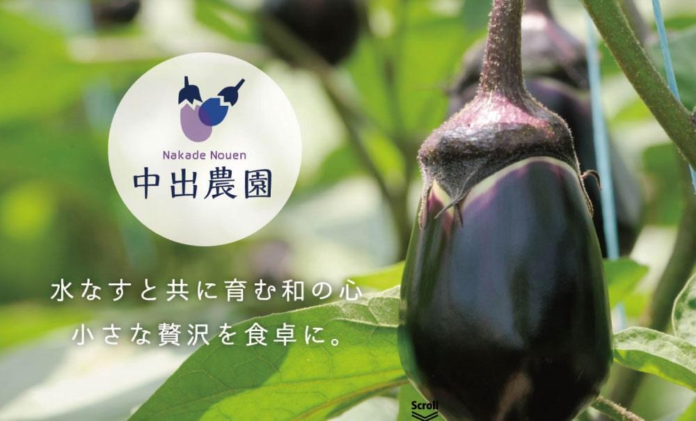 中出農園 農園情報サイト